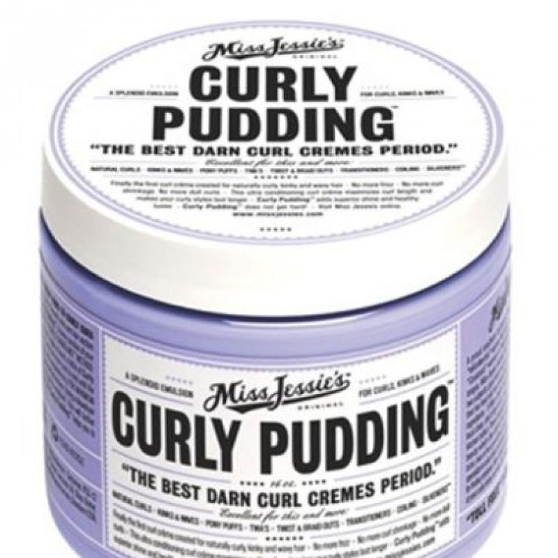 Curly Pudding, de Miss Jessie´s. Rizos elásticos y llenos de brillo.
