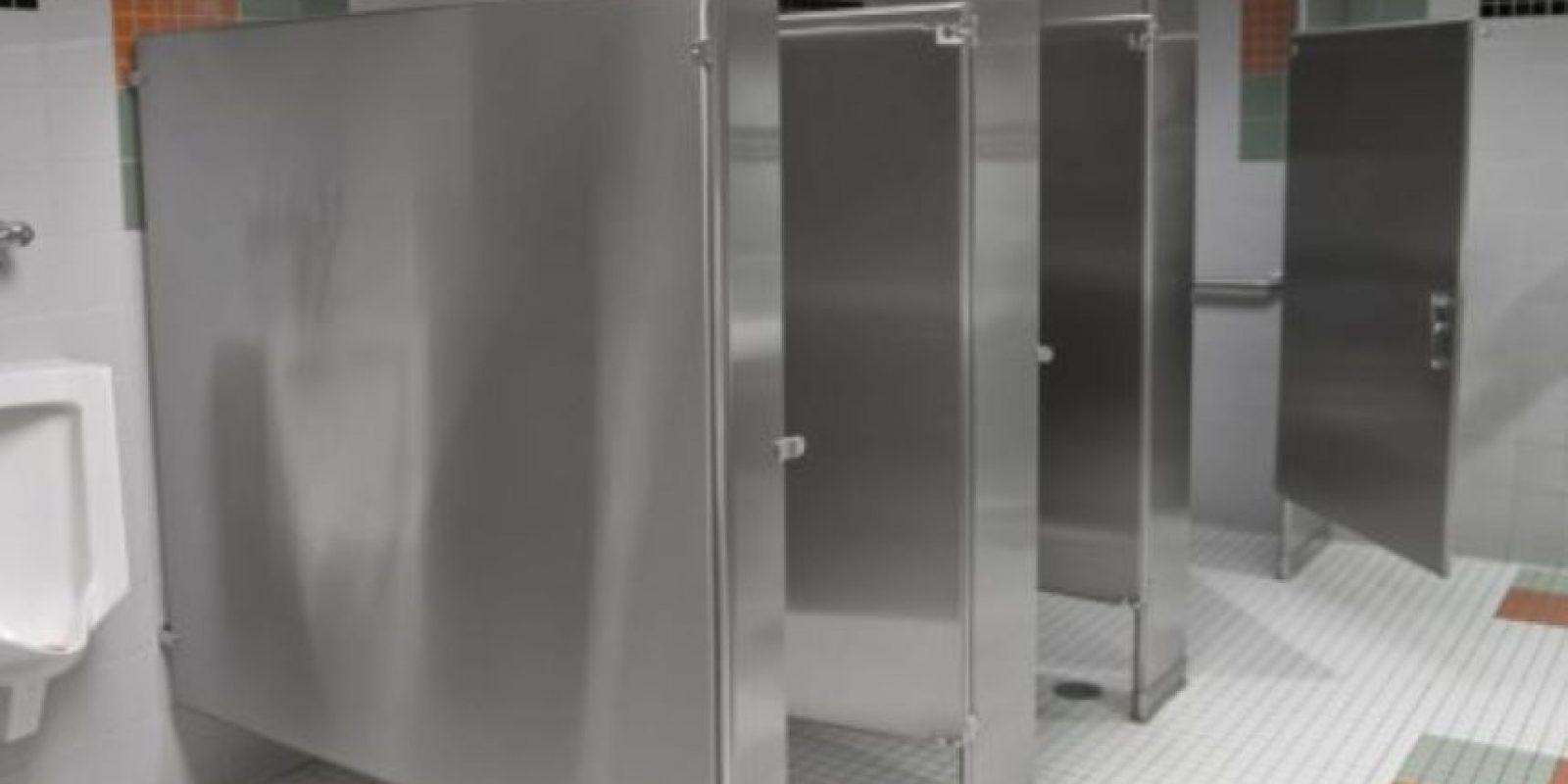 Estarán en contacto con los genitales de otras personas si van a baños públicos Foto:vía Getty Images
