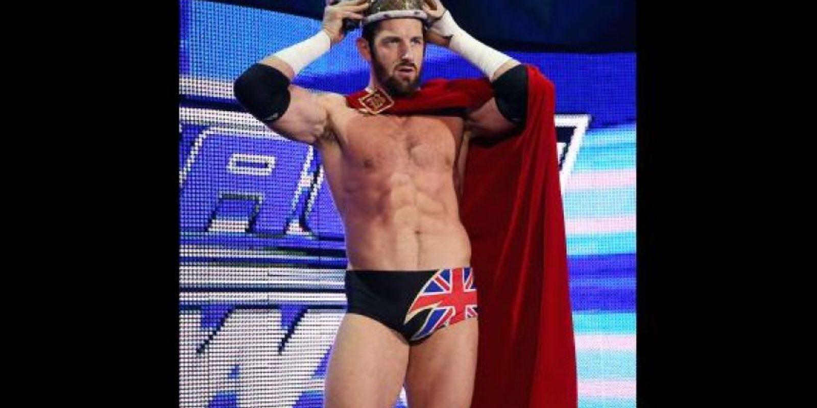 Entre sus logros también está el ser el ganador de la primera temporada de NXT. Foto:WWE