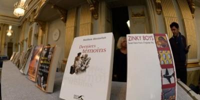 ¡Conózcalos! Tres escritores que pasaron a la historia en 2015