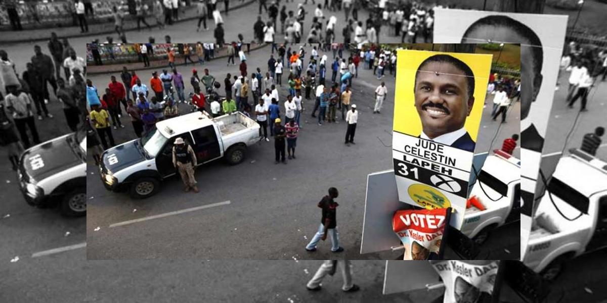 Puerto Príncipe afronta segunda jornada de protestas contra datos electorales