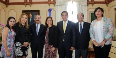 Delegación de Honduras conoce estrategias de comunicación de Presidencia