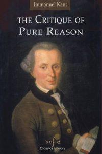 """""""Crítica de la razón pura"""", de Emmanuel Kant Foto:Wikimedia.org"""