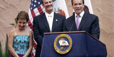 Su primo y su exposa se vieron implicados en el narcotráfico Foto:Getty Images