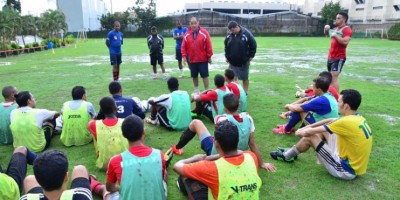 Bauger da oportunidades a nuevos talentos del fútbol