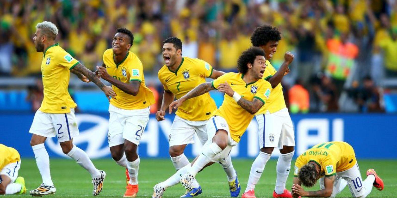 Brasil tampoco ha tenido un buen arranque Foto:Getty Images