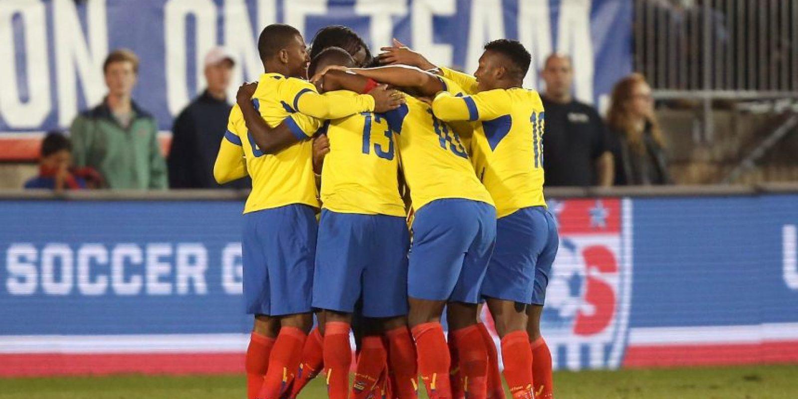 Ecuador venció a Argentina a domicilio Foto:Getty Images