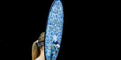 Algunos solamente usan cepillos y brochas para crear sus diseños Foto:Getty Images