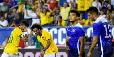 Solo suman tres puntos, producto de su triunfo ante Venezuela Foto:Getty Images
