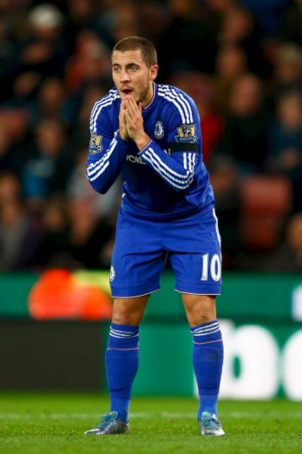 Goleador del Chelsea Foto: Getty Images