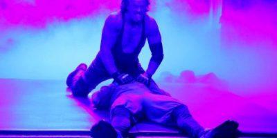 """""""Taker"""" se presentó en el programa """"The Tonight Show"""", de Jimmy Fallon Foto:WWE"""