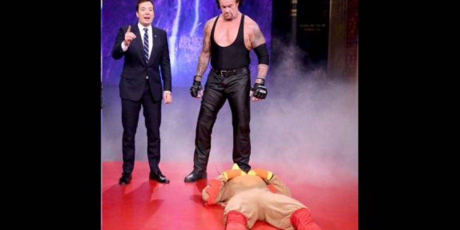 No soportó una broma Foto:WWE
