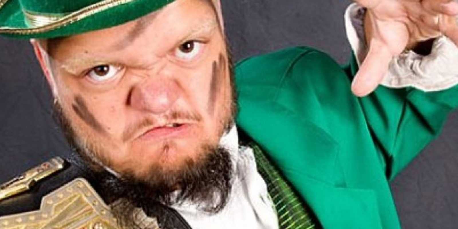 Postl destaca dentro de sus logros el hecho de ser el último Campeón Peso Crucero de la WWE en la historia. Foto:WWE