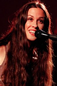"Su disco ""Jagged Little Pill"" vendió 33 millones de copias a nivel mundial. Foto: vía Getty Images"