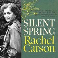 """Primavera silenciosa"" de Rachel Carson Foto:Amazon.com"