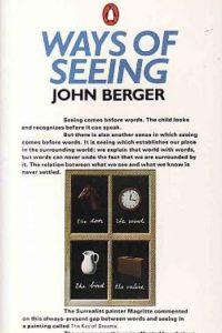 """Ways of seeing"" de John Berger Foto:Amazon.com"