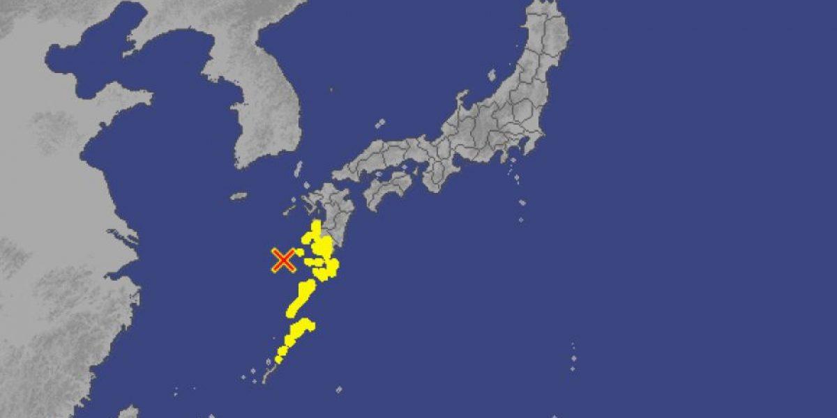 Agencia Meteorológica de Japón emite aviso de tsunami por terremoto 7.1