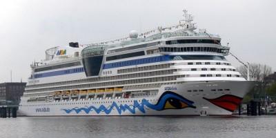 Crucero alemán llega por primera vez a Santo Domingo con 1,700 turistas