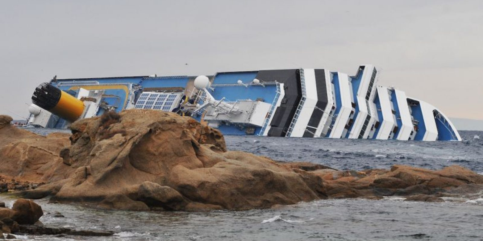 En este accidente murieron al menos 30 personas. Foto: Getty Images