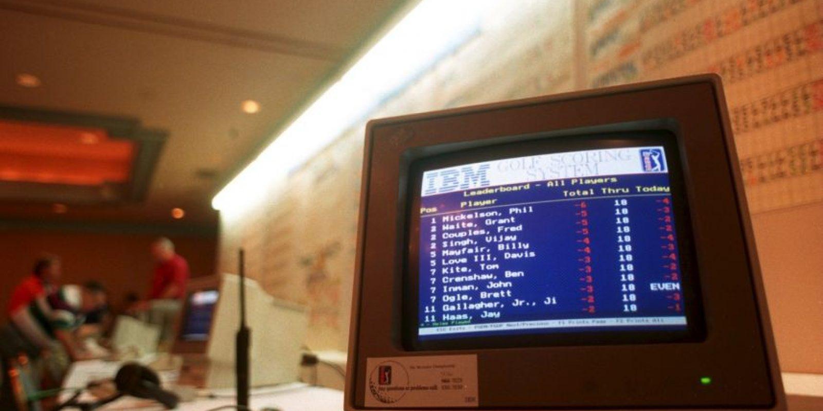 """Miles de computadoras de la empresa IBM fueron atacadas con el virus """"viernes 13"""" en Reino Unido. Foto:Getty Images"""