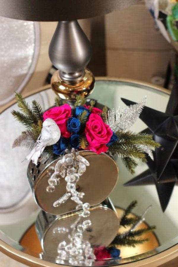 Parte de la colección de Navidad de Caperucita Rosa. Foto:Cortesía MAENO & CO.