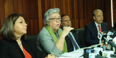 Ministra de Salud Altagracia Guzmán Foto:http://www.sespas.gov.do/