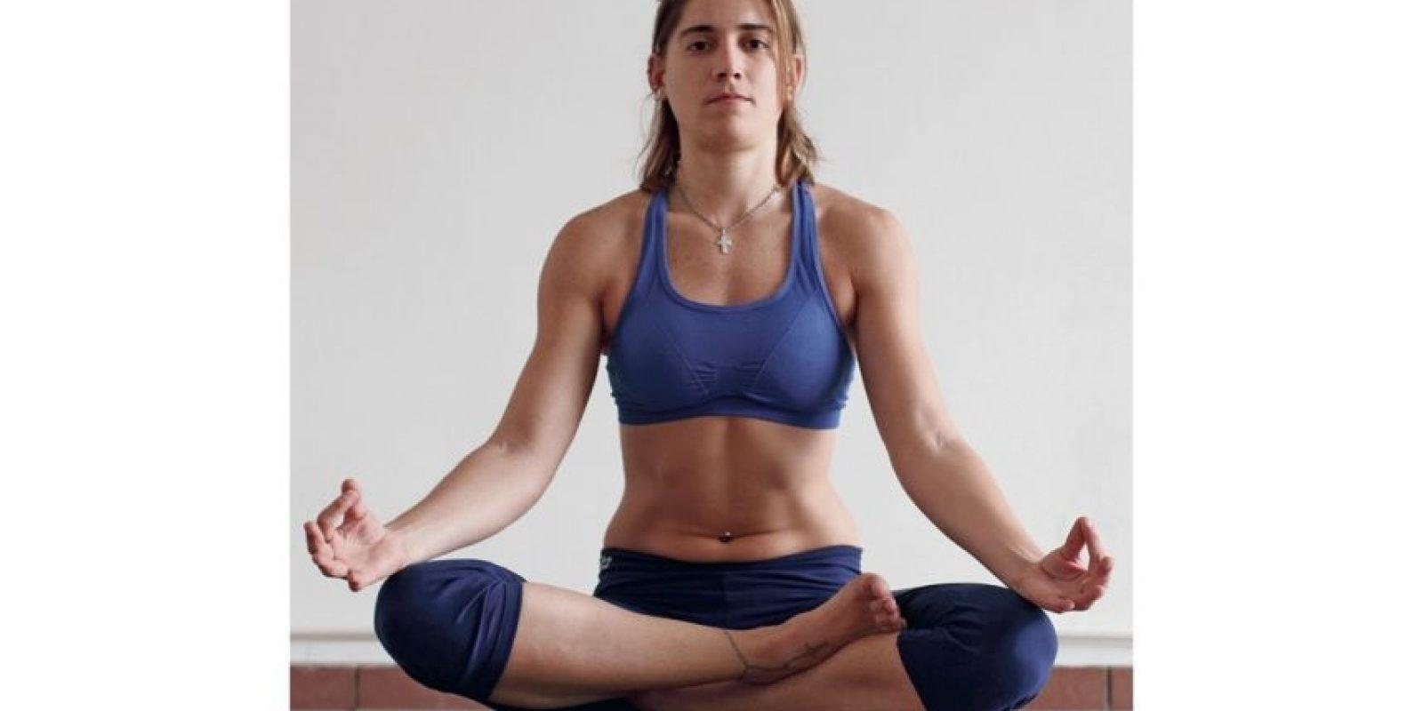 Meditación Foto:Roberto Guzmán