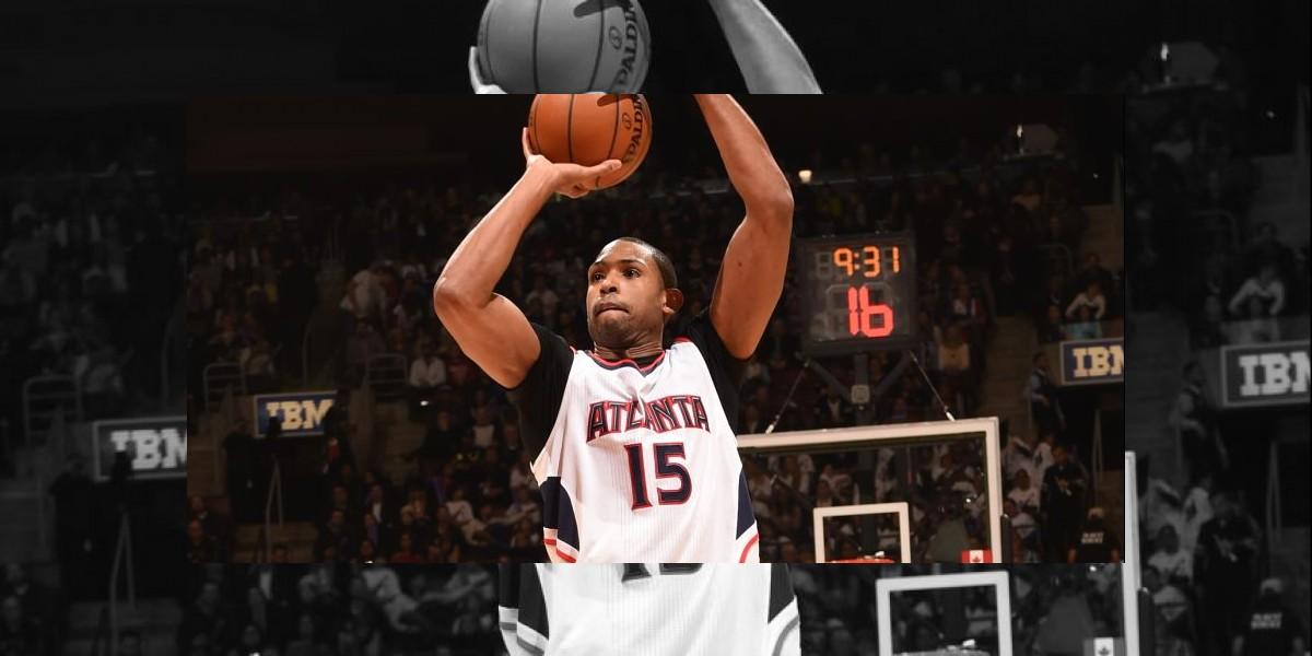 Al Horford activa su tiro de larga distancia en la NBA