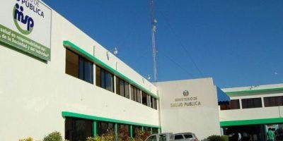 Fachada del Ministerio de Salud Pública Foto:http://www.sespas.gov.do/