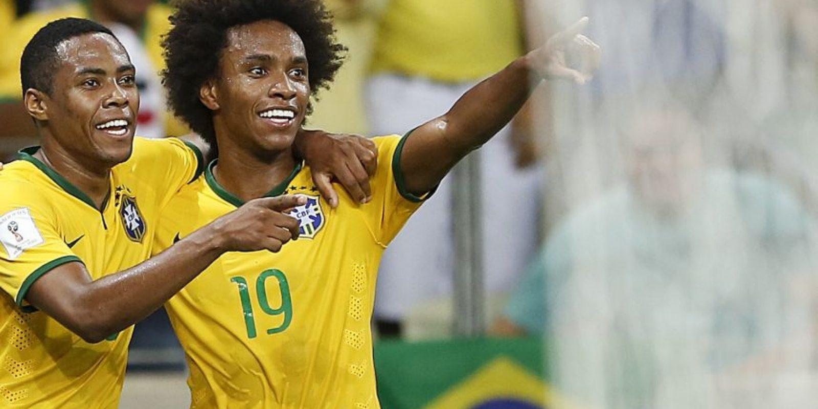 Pero en su debut en casa, ante Venezuela, sacaron un valioso triunfo de 3-1. Foto:AP