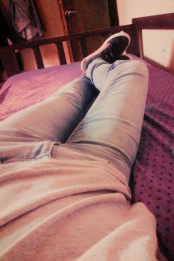 Levantarse con el pie izquierdo Foto:instagram.com/deboo_gatica