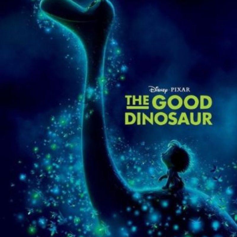 """""""Un Gran Dinosaurio"""" – 27 de noviembre de 2015 Foto:Disney"""