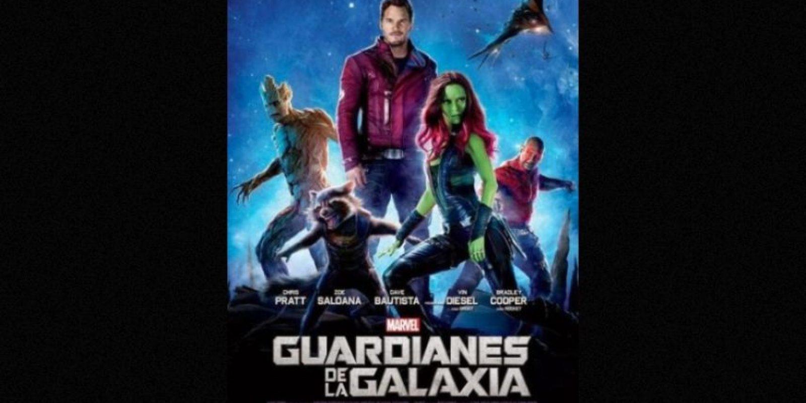 """""""Guardianes de la Galaxia 2"""" – 5 de mayo de 2017 Foto:Marvel"""