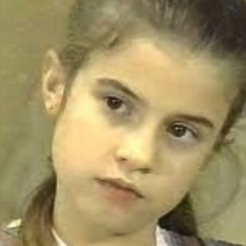 """Solange Verina le dio vida a """"Vero"""" Foto:vía twitter.com/solverina"""