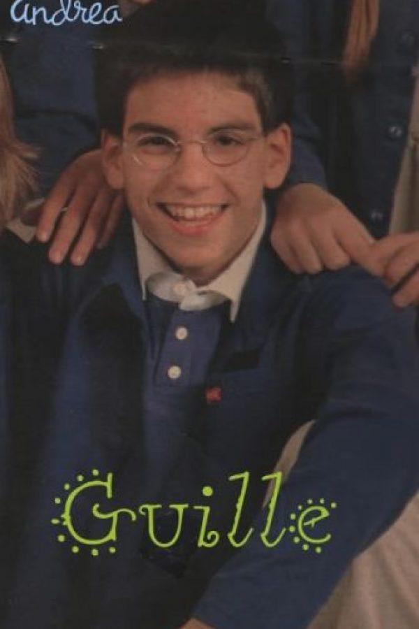 """Guillermo Santa Cruz fue """"Guille"""" Foto:vía 69.photobucket.com"""