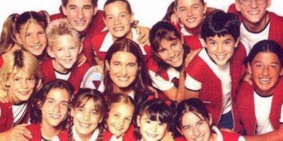 Fotos: Así creció el elenco infantil de la telenovela