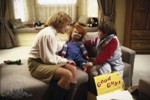 En la ficción, Alex Vincent interpretaba a un niño que recibe un muñeco de juguete por su cumpleaños. Foto:IMDB
