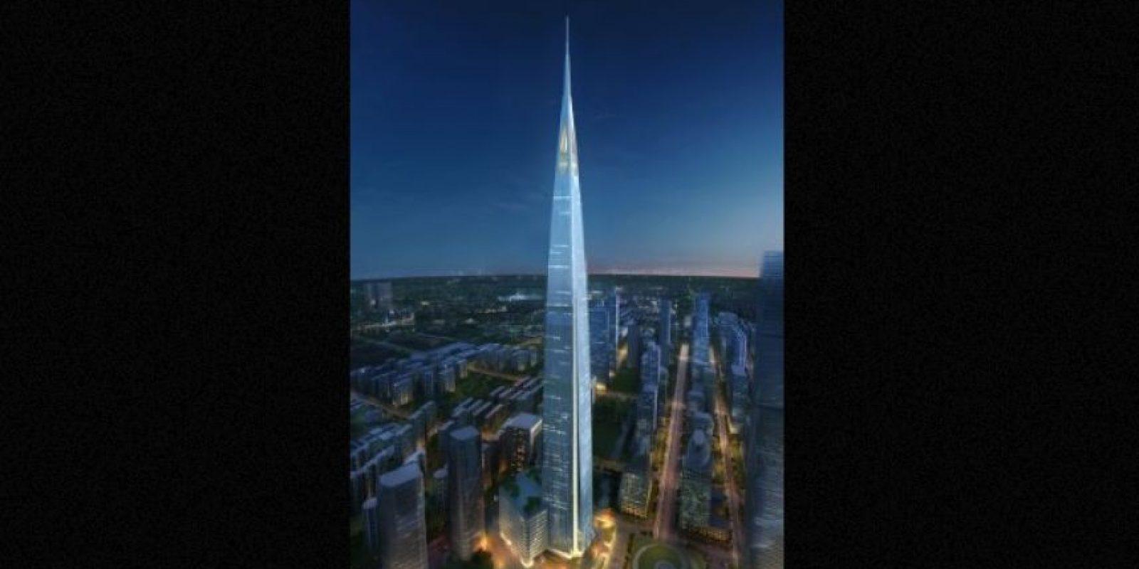 2. Suzhou Zhongnan Center, (China). Con 138 pisos y 729 metros (2392 pies) de altura será completado en 2020. Foto:Foto: Gensler – Skyscrapercenter.com
