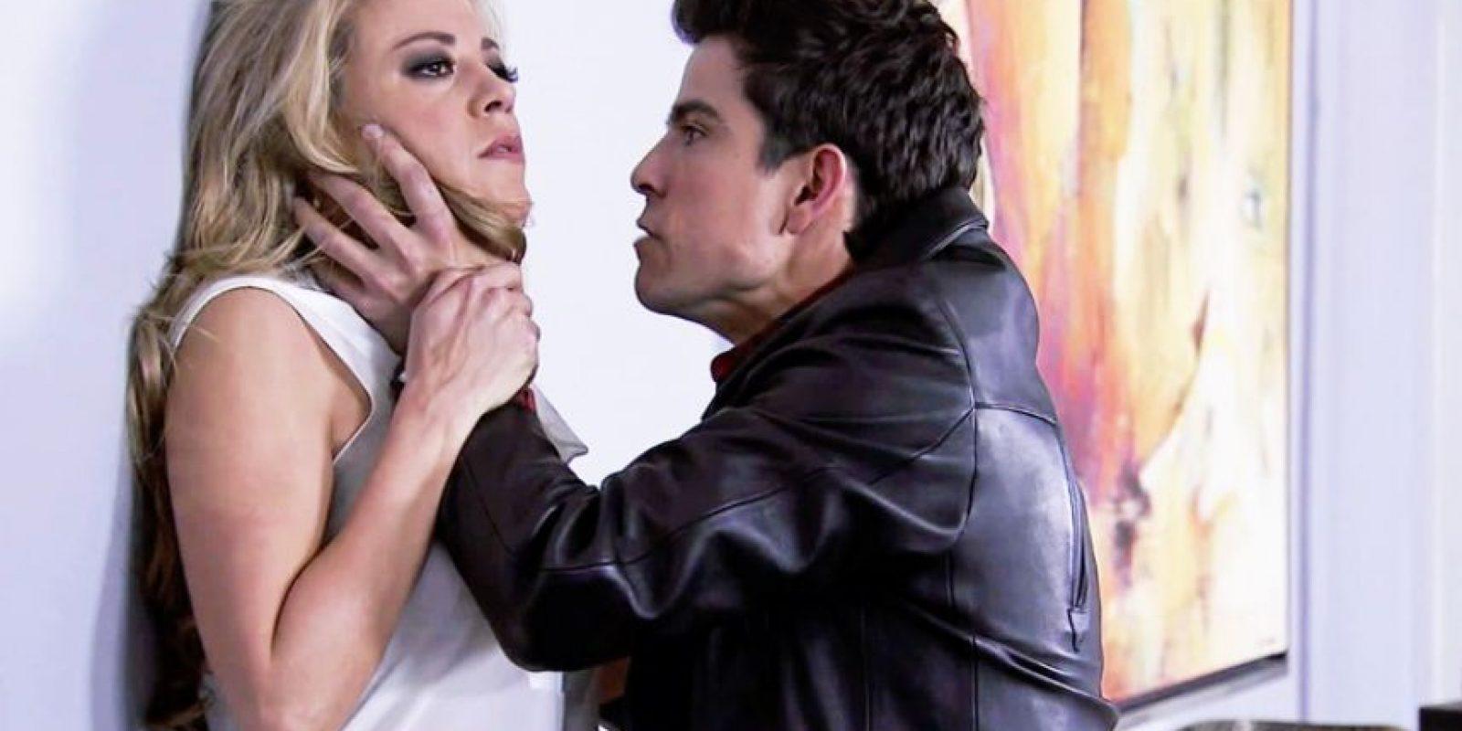 Interpretada por la actriz mexicana, Fernanda Castillo. Foto:Telemundo