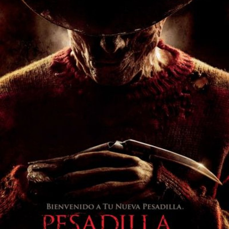 13- Pesadilla en la calle Elm (2010). Foto:vía Netflix