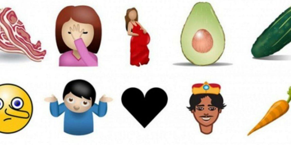 Fotos: Conozcan los emojis que estarán disponibles en 2016