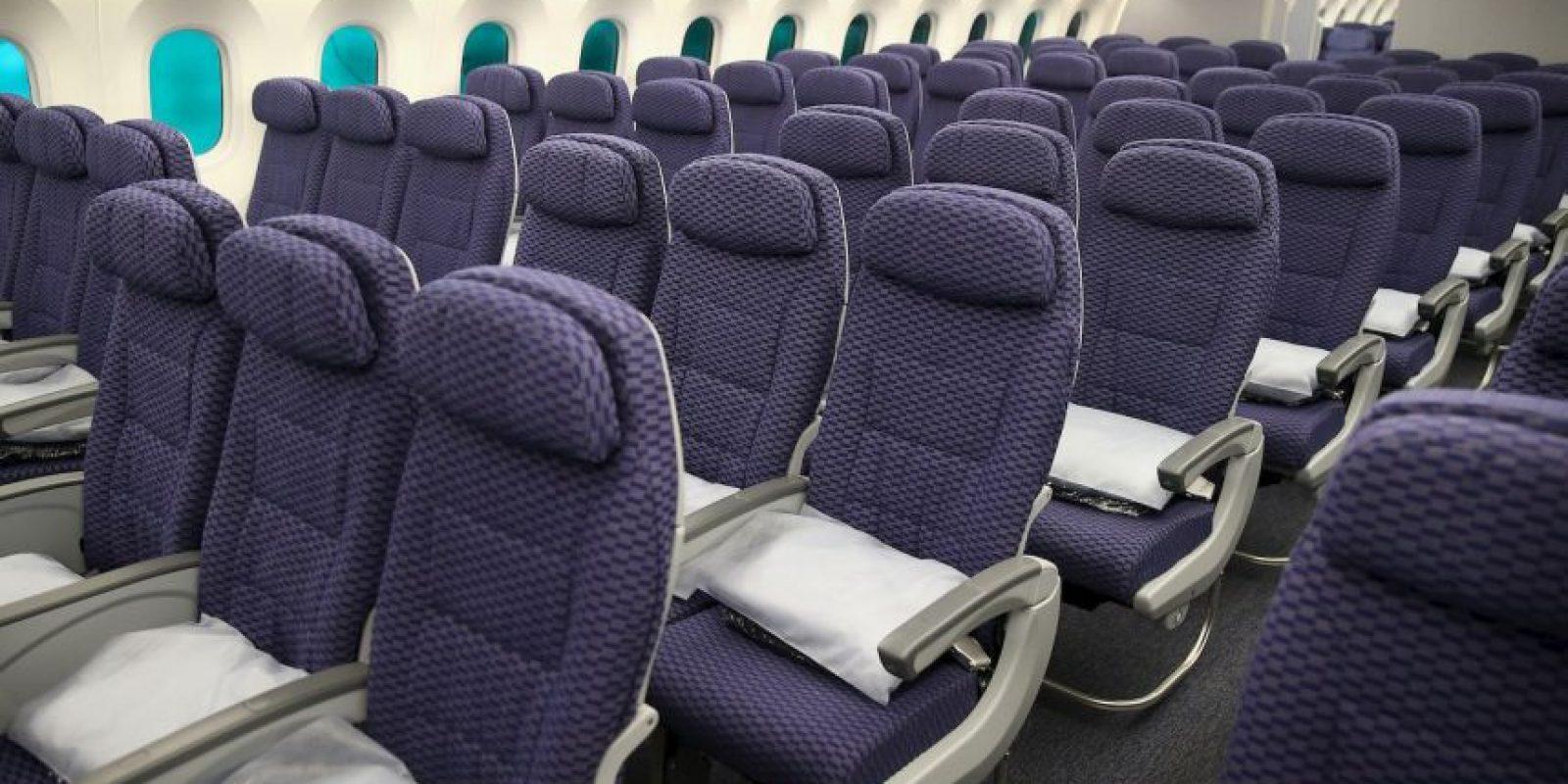1. El que patea el asiento que tiene en frente (61%). Foto:Getty Images