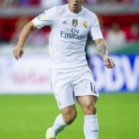 1. James Rodríguez (Real Madrid) Foto: Getty Images