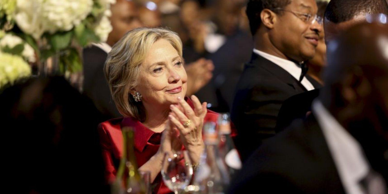 Sin embargo, sus acciones han dado pie a que miembros a favor del Partido Republicano la critiquen. Foto:Getty Images