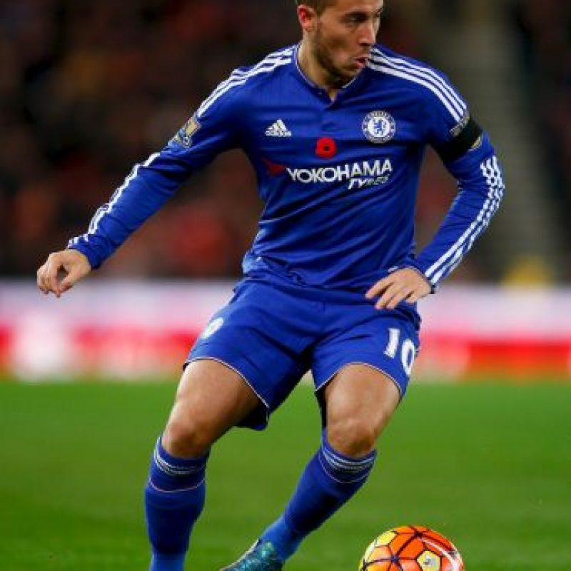 Eden Hazard (Chelsea) Foto: Getty Images