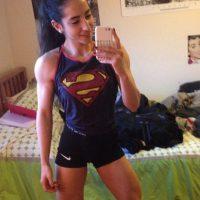 Sarah Ramadan prácticamente fue devorada por la anorexia. Foto:vía Instagram/fightforgrowth