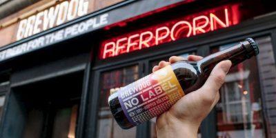 OMG! Cervecería escocesa crea la primera cerveza