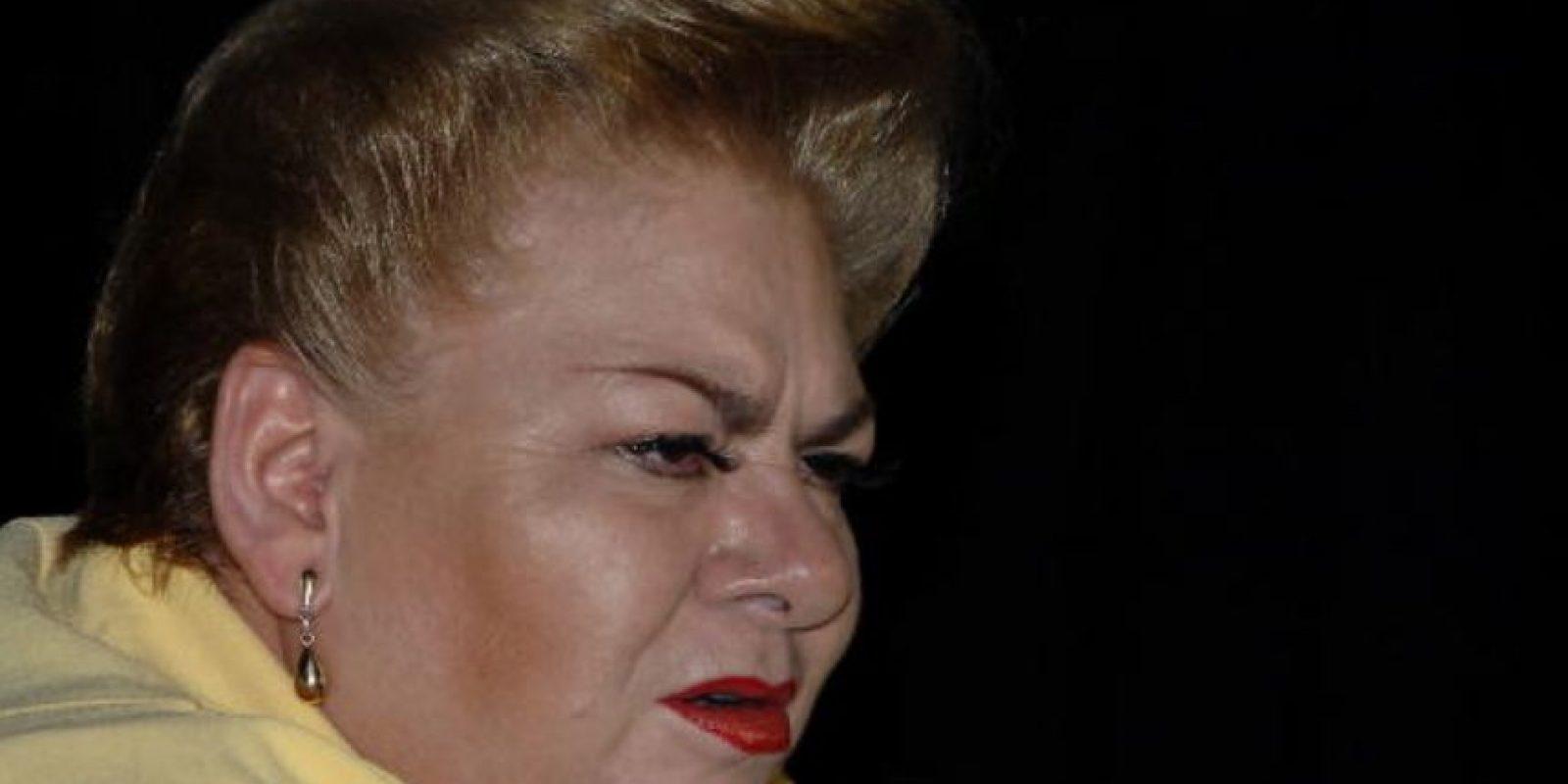 Su fama es tanta (haciendo canciones contra los hombres), que en 2009 cantó junto a Ricardo Arjona. Foto:vía Getty Images