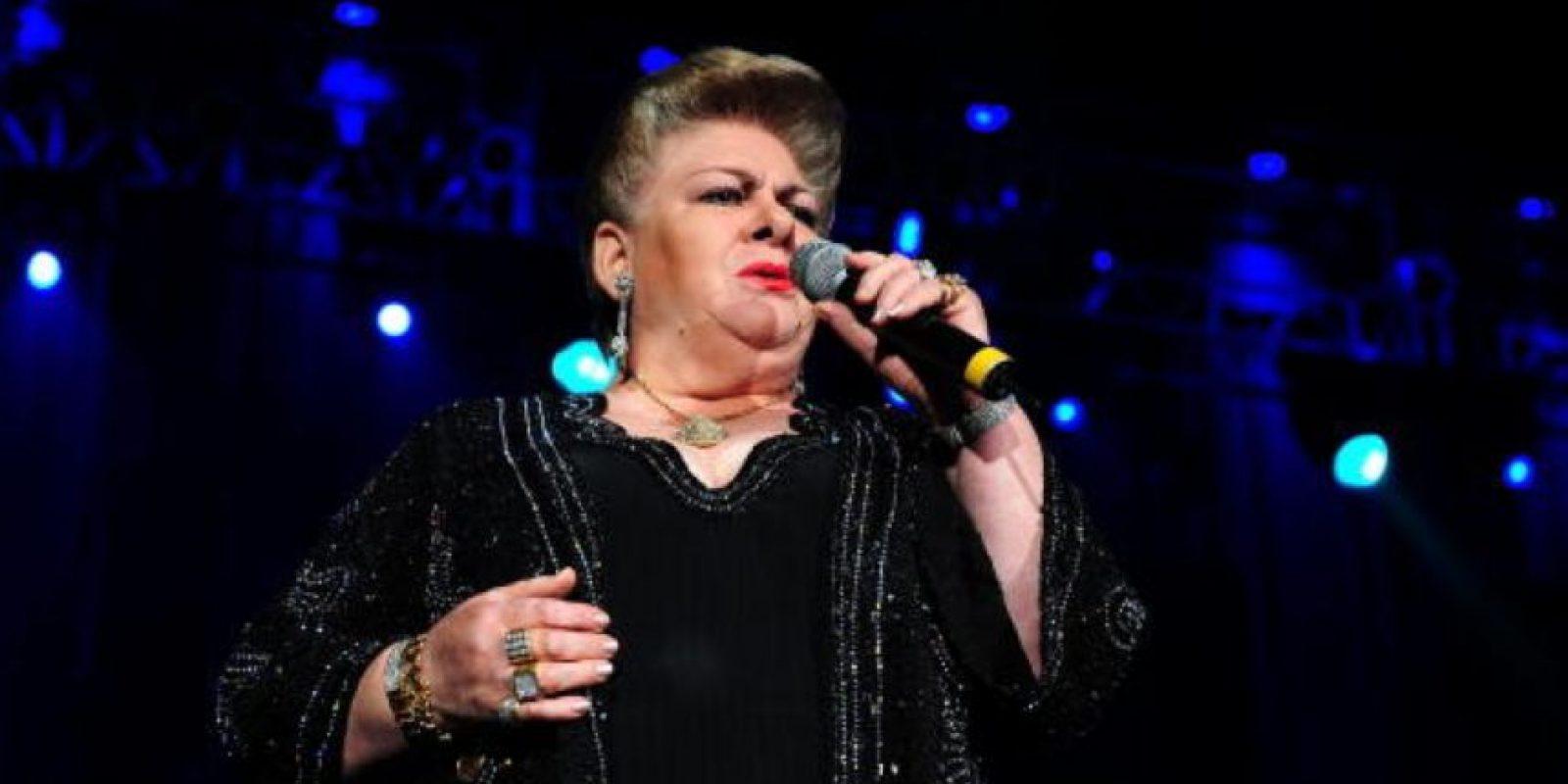En 2011 estuvo nominada al Grammy Latino. Foto:vía Getty Images