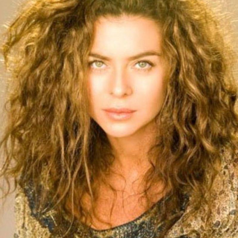 Hoy es una actriz reputada. Hizo estudios musicales. Foto:vía Facebook/Margarita Rosa de Francisco